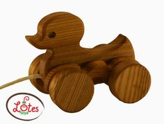 Lotes Wooden Toys: NEW Pull-toys