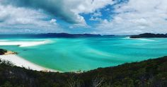 Whitsundays & Whitehaven Beach #australia_oz #lovewhitsundays #whitehavenbeach by lianalage