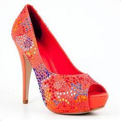 Epica Pantofi Epica rosii din material textil - http://outlet-mall.net/outlet/branduri/epica-pantofi-epica-rosii-din-material-textil/
