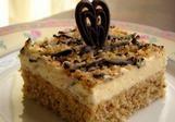 Myslíme si, že by sa vám mohli páčiť tieto piny - Czech Desserts, Russian Recipes, Sweet And Salty, No Bake Cake, Sweet Recipes, Food To Make, Sweet Treats, Dessert Recipes, Food And Drink