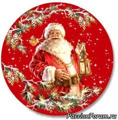 Celebrating Christmas all year long! Christmas Sheets, Christmas Plates, Christmas Tag, Christmas Projects, Vintage Christmas, Christmas Decorations, Christmas Ornaments, Father Christmas, Christmas Graphics