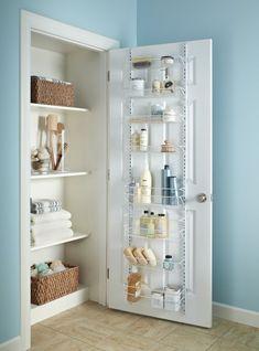 ClosetMaid 8 Tier Adjustable Cabinet Door Organizer & Reviews   Wayfair