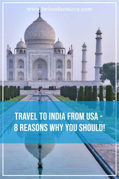 Travel to India from the USA is something that many American's fear. Most have heard of Delhi belly, sanitation concerns, pollution, and so on. As an evolving country, India does not have the modern infrastructure we all take for granted. However, India is by far one of my favorite destinations ever - here's why! #TraveltoIndiafromtheUSA #indiatravel #travelindia #india #indiatourism #indiatravels #traveltoindia #whytraveltoindia #indiafromusa #tourindia #visitindia #vacationinindia Travel Deals, Travel Guides, Travel Tips, India Travel, Usa Travel, Delhi Belly, Agra Fort, Visit India, Online Travel