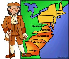 Jamestown Colony - Colonial America FREE Lesson Plans & Games for Kids