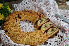 Ciambella di frolla alla nutella un dolce veloce e morbido con un goloso ripieno!Da preparare per feste di compleanno,buffet