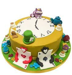 Alice In Wonderland Cake - �79 - Buy Online, Free UK Delivery