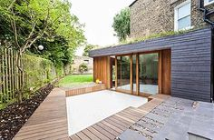We didn't want just another glass box: RIBA award-winning extension