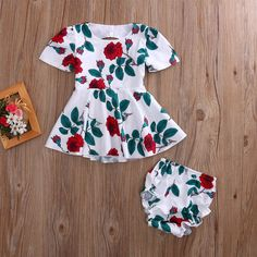 Mother & Kids Straightforward 2017 Summer Fashion Newborn Toddler Infant Baby Girls Floral Deer Bodysuit Jumpsuit Outfits Sleeveless Cotton Clothes 0-24m High Resilience