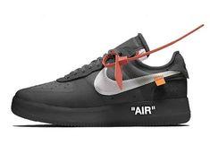 """414968218bcd62 BSO on Instagram  """"Virgil Abloh x Nike Air Force 1  bsokicks  sneakers   kicks  airforce1"""""""