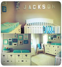 Eight #Nursery Ideas #babies #baby