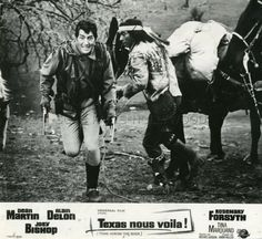 DEAN MARTIN TEXAS ACROSS THE RIVER 1966 VINTAGE LOBBY CARD #1 | eBay