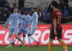 Sport: #Video #Gol e #Highlights Lazio Roma 2-0 Semifinale Andata Coppa Italia 01-03-2017 (link: http://ift.tt/2lAsLmD )
