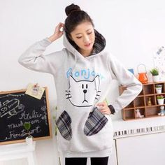 Buy '59 Seconds – Cat Appliqué Ear Accent Hooded Dress' with Free International Shipping at YesStyle.com. Browse and shop for thousands of Asian fashion items from Hong Kong and more!