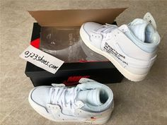 Authentic OFF WHITE AIR JORDAN 1 WHITE 2018 Unboxing HD review c2a11b146