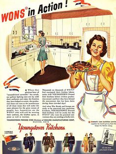 WW II ... housewives