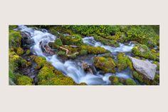 """PARADISE FOUND"" Tumalo State Park, Oregon | Rivers and Waterfalls | Steve Hansen Fine Art Landscape Photography"