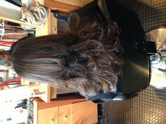 Highlight, haircut, blowout and style by Tiffany!!! #highlight #highlights #hair #haircut #blowout #style #salon #beauty #rutgers #newbrunswick #sparkshairdesign www.facebook.com/sparkshairdesign www.sparkshairdesign.com
