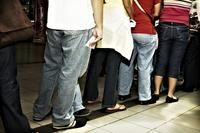 Let Someone Go in Line in Front of You  With technology becoming more and more advanced, as a society we get used to doing everything as quick as possible and getting everything we want instantaneously. When we're caught up...