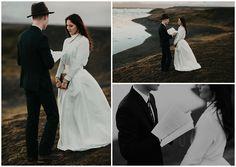 Breath takingly beautiful! Alena & Jacob   Iceland Elopement   Cody & Allison Photography