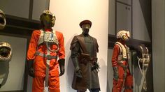 From US military jumpsuits to Apple products, learn the obscure inspirations behind some your favorite costumes. Star Wars Costumes, Apple Products, Jumpsuits, 1960s, Military, Stars, Inspiration, Overalls, Biblical Inspiration