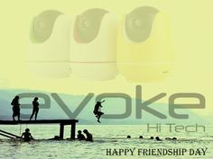 Evoke wireless CCTV camera allow you to build a security system without the need to spread wires around your house, office or anywhere. Evoke Wireless CCTV Camera Wishing you Happy Friendship Day. Wireless Cctv Camera, Wireless Security Cameras, Security Surveillance, Security Alarm, Cctv Camera For Home, Intruder Alarm, Best Guard Dogs, Happy Friendship Day, Home Safety