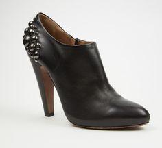 Alaïa Black Booties
