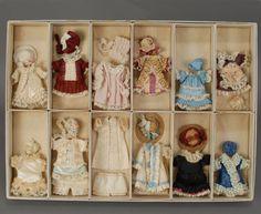 mignonette dolls