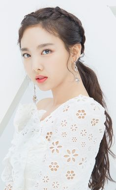 from the story [Completed] Crush ¦ Nayeon×Female Reader by DXynXx (DXyre) with reads. Kpop Girl Groups, Korean Girl Groups, Kpop Girls, K Pop Idol, Daehyun, Twice Fanart, Twice Album, Twice Once, Nayeon Twice