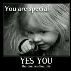 You are special #quote #inspiration
