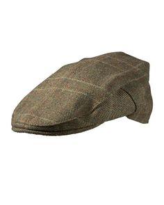 Kappe Crieff    Klassische Tweedmütze mit leichter Wattierung und edel glänzendem Innenfutter.    Materialzusammensetzung:  Oberstoff: 100% Wolle  Futter: 100% Polyester  Wattierung: 100% Polyester...