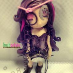Helga Love, steampunk girl.http://iamhushpotato.wordpress.com/2014/04/09/helga-love/