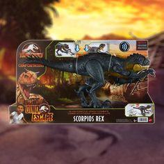 Jurassic World Dinosaurs, Jurassic Park World, New Toys, Ninja, Learning, Summer, Movie Posters, Instagram, Pics Of Dinosaurs
