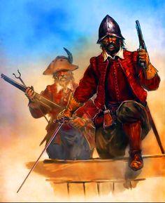 Spanish privateers