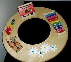 Music Game Table