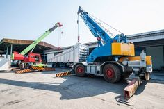 Tips to Ensure That You Crane Is Safe to Operate