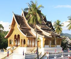 In between Vietnam and Thailand, Laos is lesser-known and lesser-discovered, but no less interesting than its pair of famous neighbours. As a long thin country that also touches China to the north and Cambodia to the south, the landscape varies wildly; from thickly-forested areas to more tropical surrounds with plunging waterfalls and thousands of islands. …