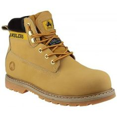 Partner product  Amblers Safety Fs7 Unisex Sb P Sra Steel..