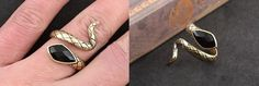 Personality Punk Adjustable Snake Ring,free shipping ,looback,looback.com,$10.50