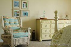 A Bedroom Metamorphosis - Back Porch Musings