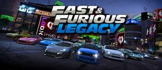 Fast & Furious: Legacy finalmente disponibile per iOS e Android