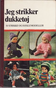 Billede: Knitting Dolls Clothes, Doll Clothes Patterns, Doll Patterns, Knit Patterns, Clothing Patterns, Reborn Dolls, Baby Dolls, Baby Born Clothes, Stuffed Toys Patterns