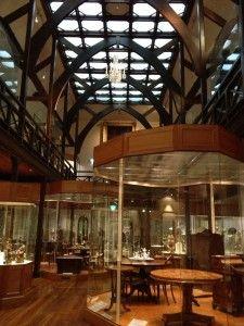 Hall of Decorative Arts, Canterbury Museum Christchurch.