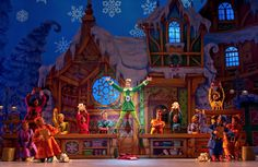 Elf The Musical Give