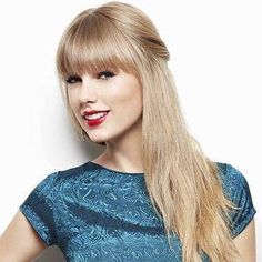 Hair straightening! #taylorswift looks beautiful with long hair  by swift.hair
