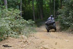 Our Top ten places to ride ATV's and UTV trials.