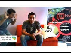 Marketing Colectivo, todos los miércoles 5pm hora Colombia. Para hablar de Internet, negocios, herramientas.