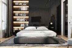 Exquisite flat in Paris by Diff Studio 14 - MyHouseIdea