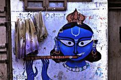 Street Art, India