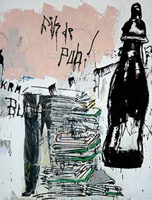 Cherif et Geza L'esprit du mur