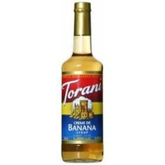 Torani Banana Creme De 254Ounce Bottles -- You can find out more details at the link of the image.